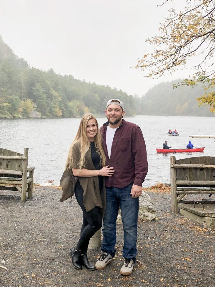 Wedding Proposal Ideas in Jacobsburg State Park