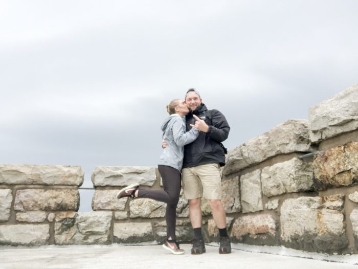 Where to Propose in Jacobsburg State Park