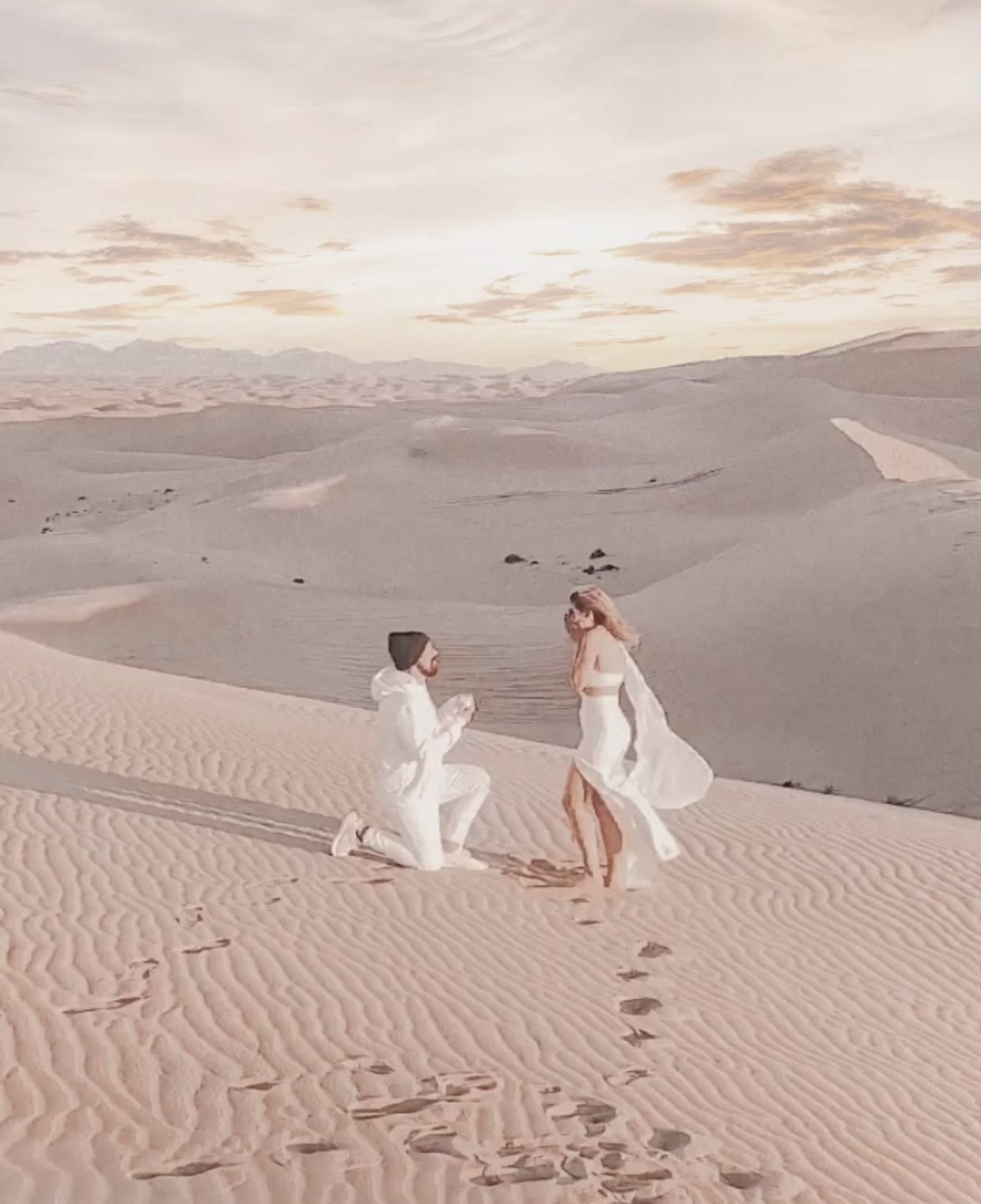 Wedding Proposal Ideas in Glamis, California