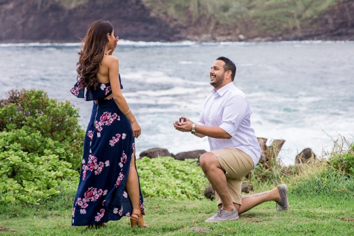 Proposal Ideas Maui, hawaii