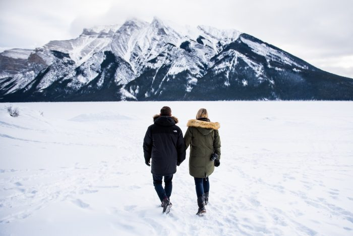 Where to Propose in Banff, Canada