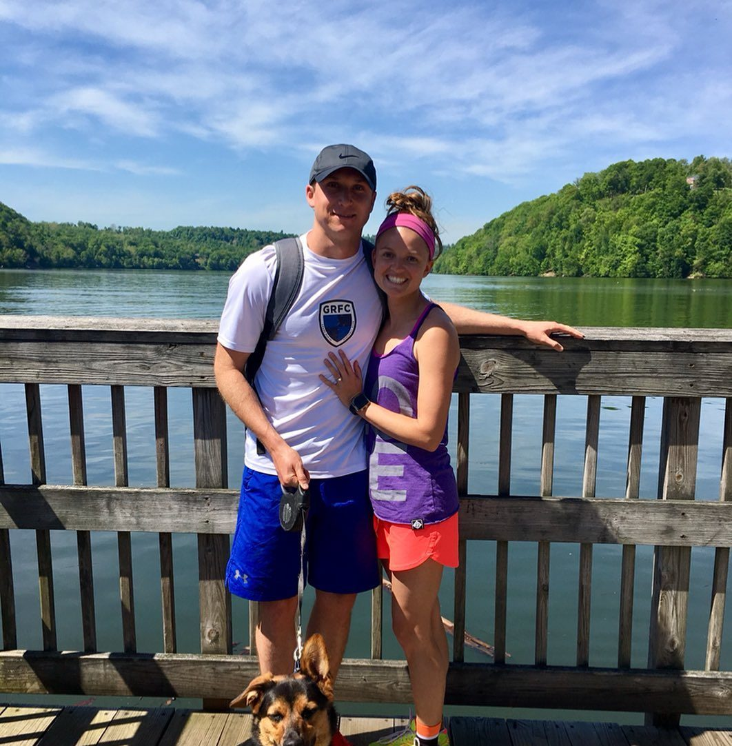 Wedding Proposal Ideas in Cheat Lake Trail - Morgantown, WV
