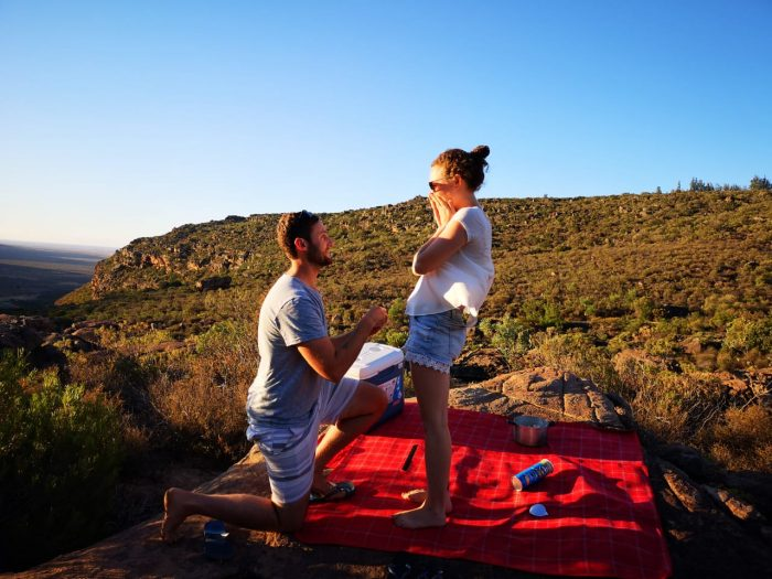 Where to Propose in Vanrhynsdorp, South Africa