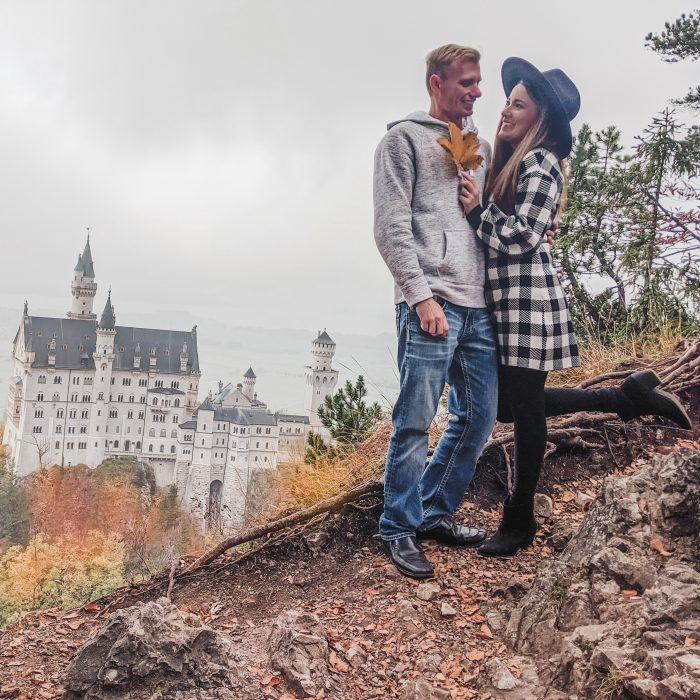 Where to Propose in Neuschwanstein Castle