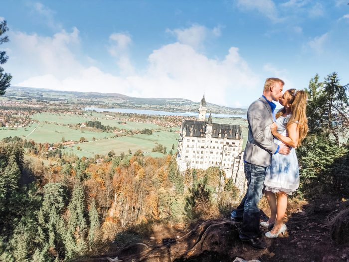 Proposal Ideas Neuschwanstein Castle