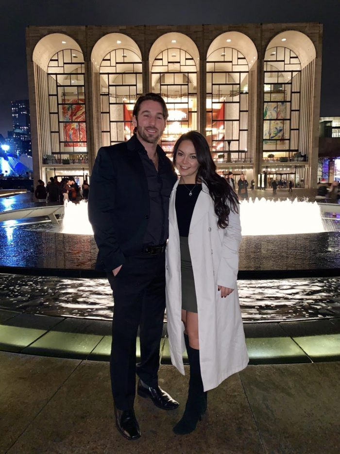 Where to Propose in 5th Ave. NY, NY