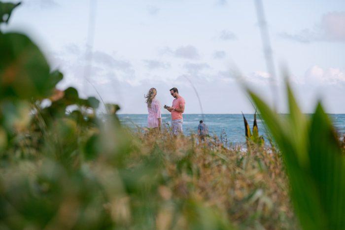 Wedding Proposal Ideas in Palm Beach Florida
