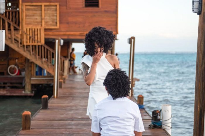 Where to Propose in San Pedro Island, Belize