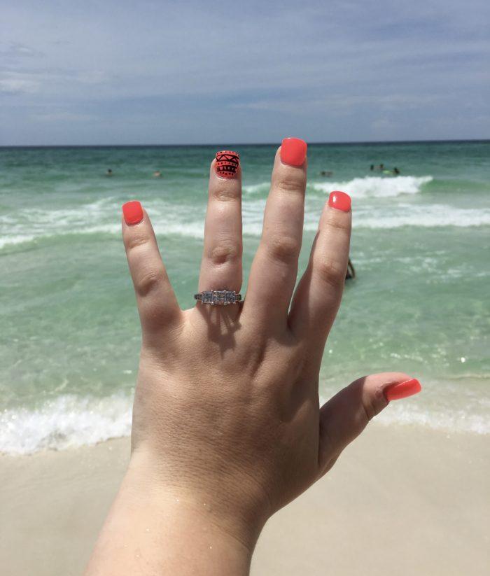 Wedding Proposal Ideas in Miramar beach