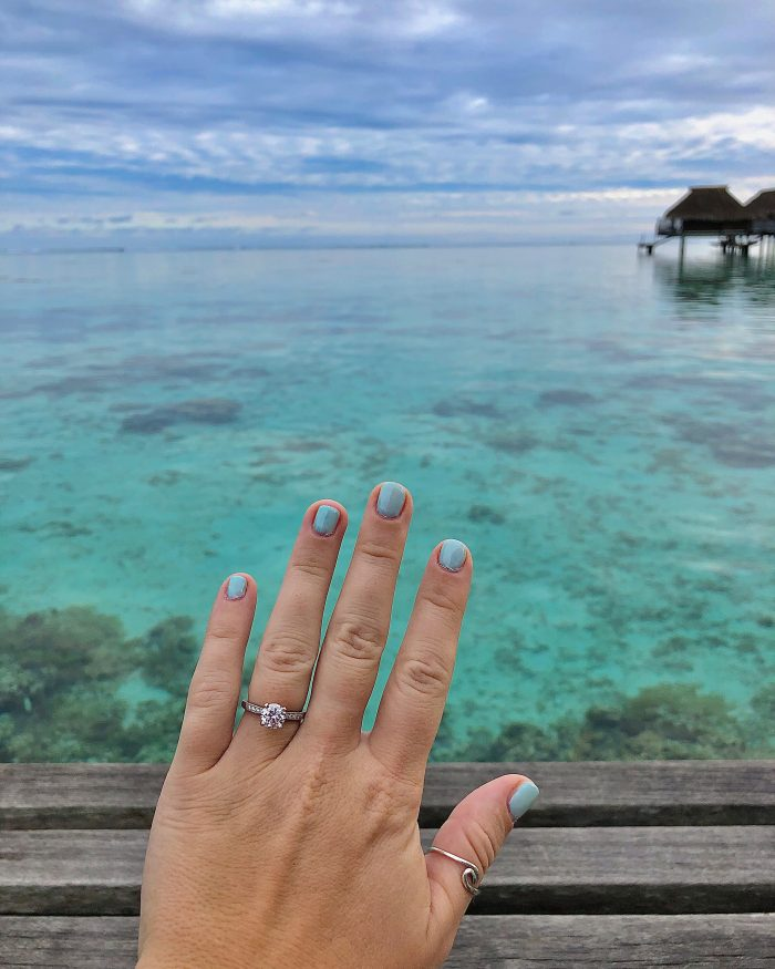 Where to Propose in Tahiti