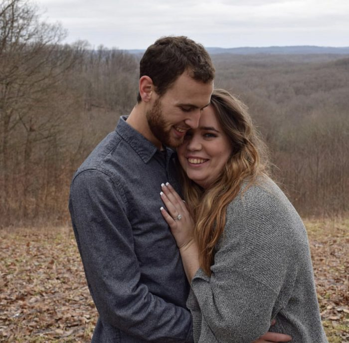 Wedding Proposal Ideas in Brown County Indiana