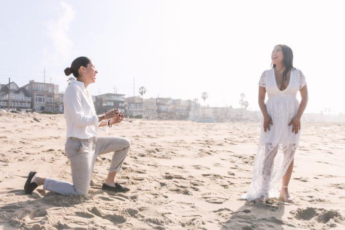 Engagement Proposal Ideas in Manhattan Beach