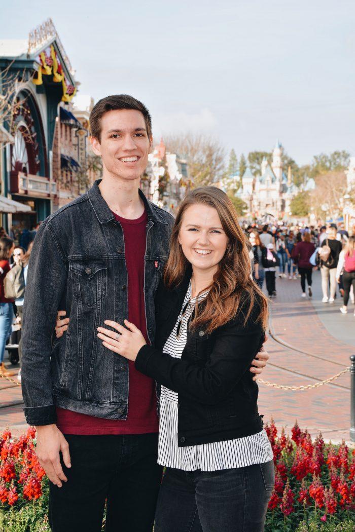 Megan's Proposal in Carmel, CA