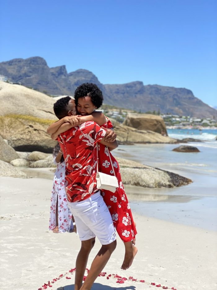 Where to Propose in Cape town