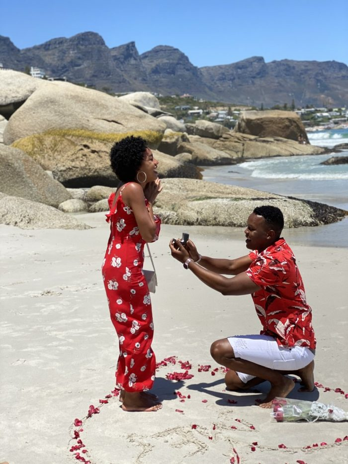 Nelson's Proposal in Cape town
