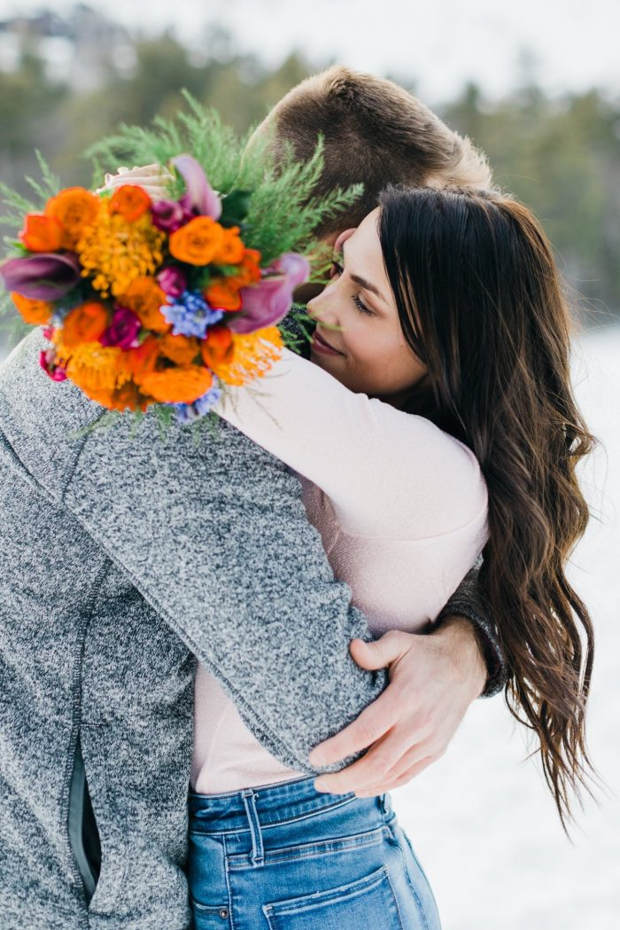 Wedding Proposal Ideas in Echo Lake State Park, New Hampshire