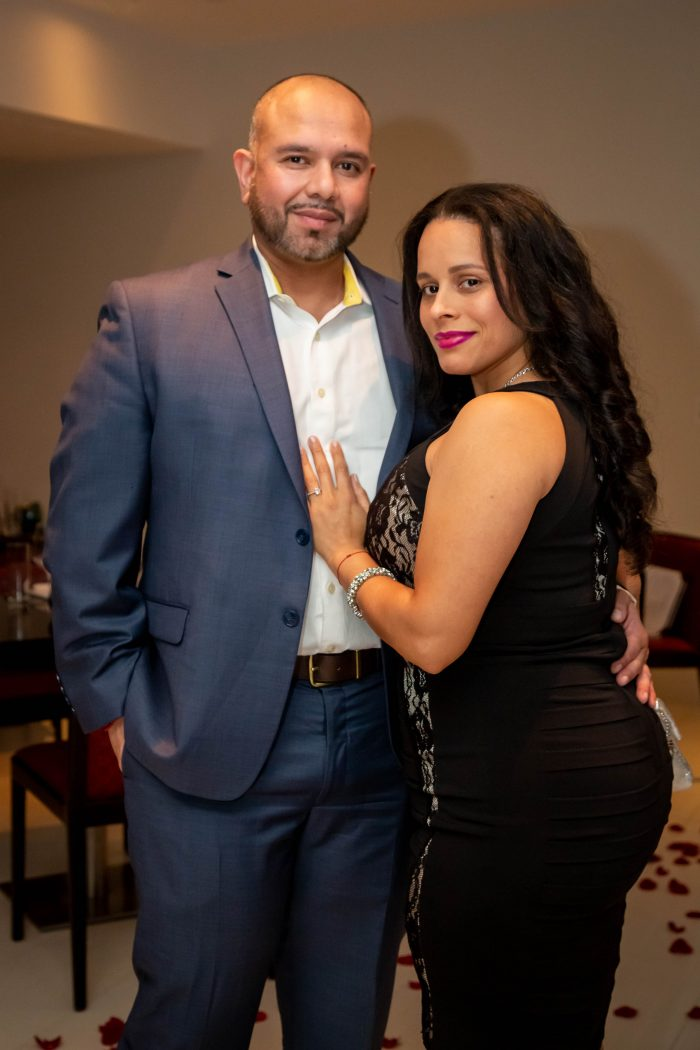 MIHIR Y and Leslie S's Engagement in Brickell - Miami