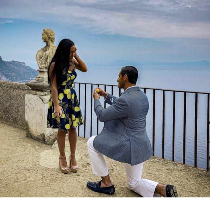 Marriage Proposal Ideas in Ravello Amalfi Coast Italy