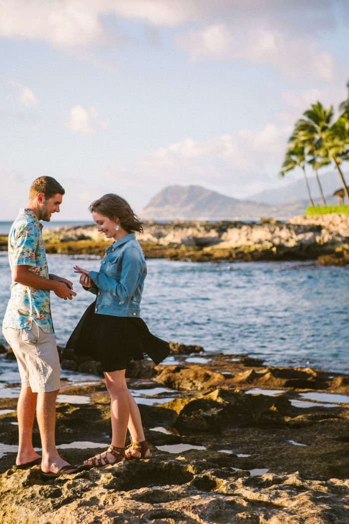 Engagement Proposal Ideas in Disney's Aulani Resort in Hawaii