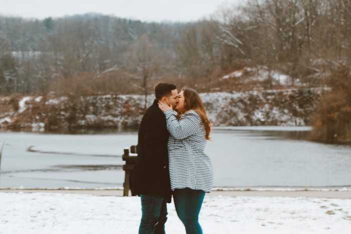 Engagement Proposal Ideas in Cuyahoga Valley National Park in Ohio
