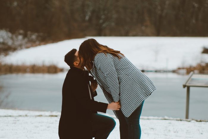 Wedding Proposal Ideas in Cuyahoga Valley National Park in Ohio