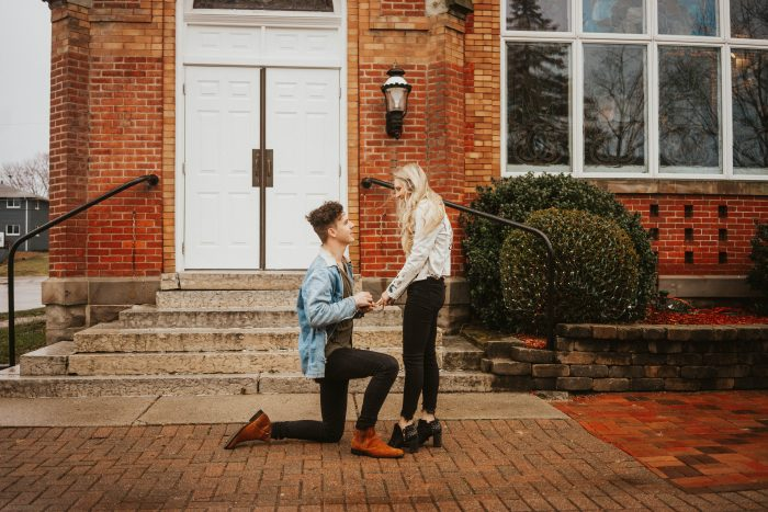 Marriage Proposal Ideas in Columbus