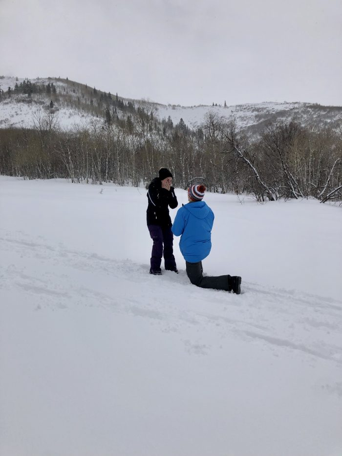 Engagement Proposal Ideas in Iron Mountain, Park City, UT