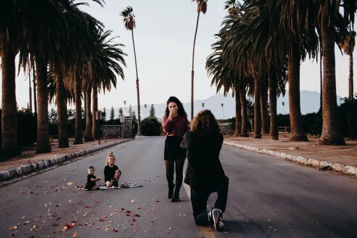 Autumn's Proposal in Riverside, Ca