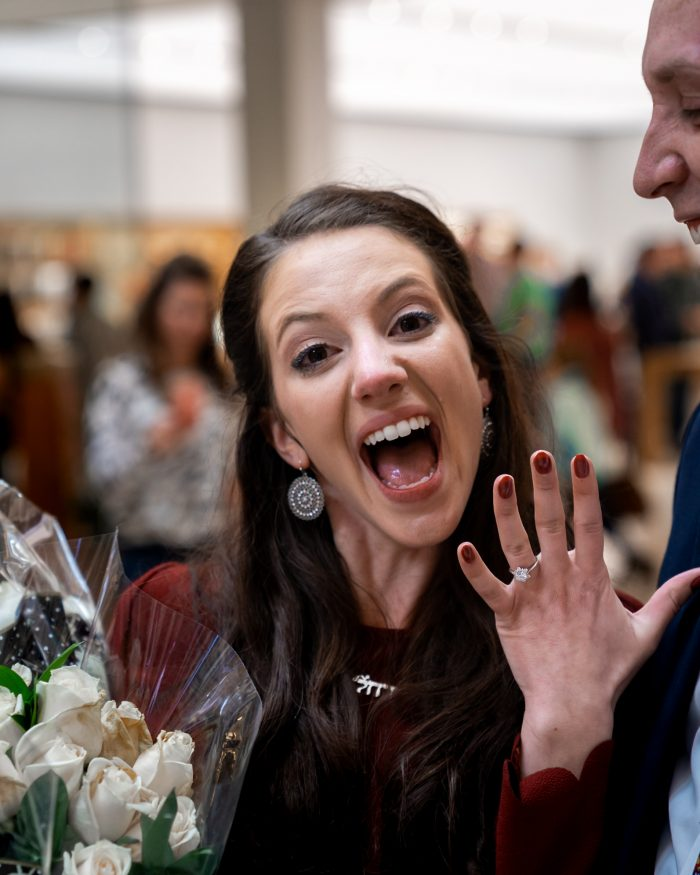 Where to Propose in Apple Store, Denver CO