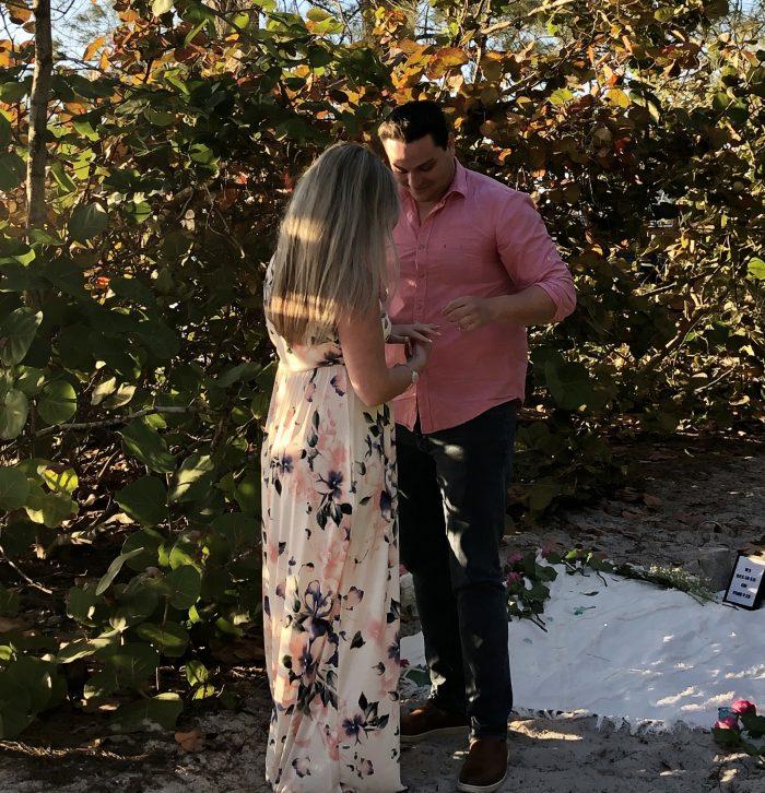 Marriage Proposal Ideas in Wiggins Pass - Naples, FL