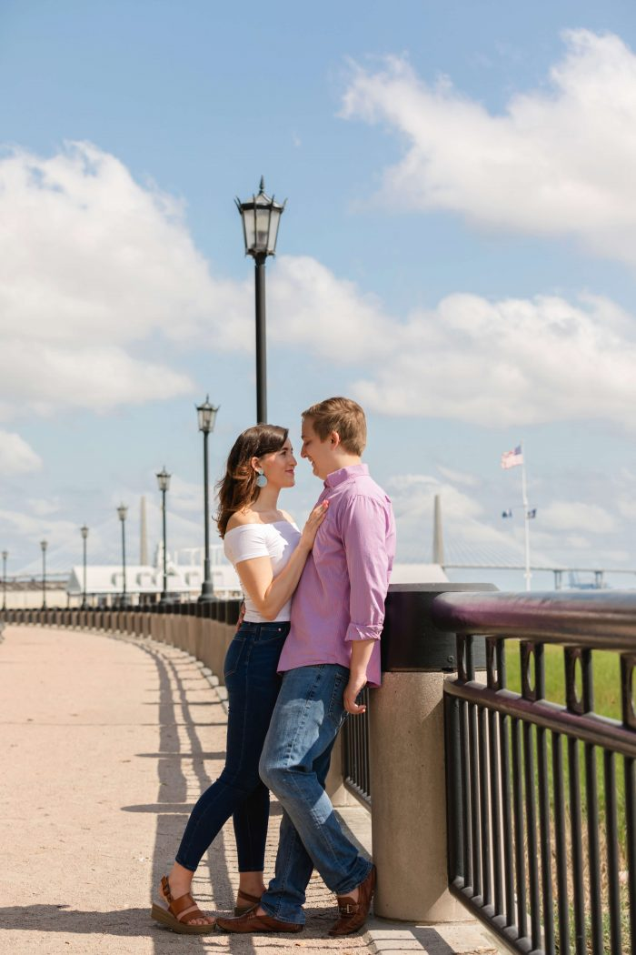 Engagement Proposal Ideas in Hunting Island, SC