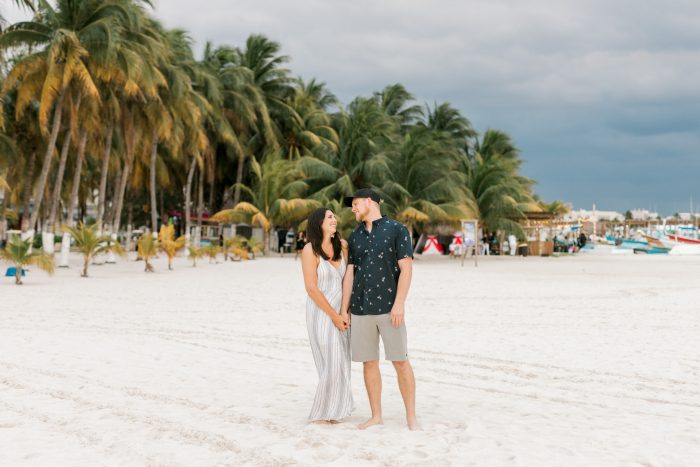 Rachel's Proposal in Isla Mujeres, Mexico
