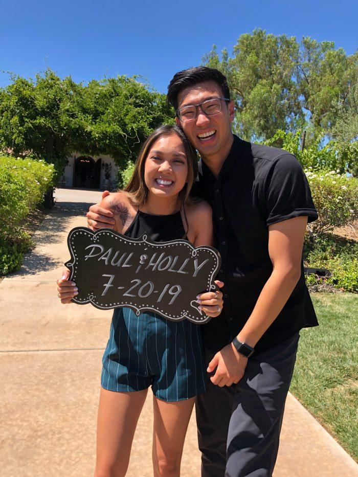 Marriage Proposal Ideas in Temecula, California