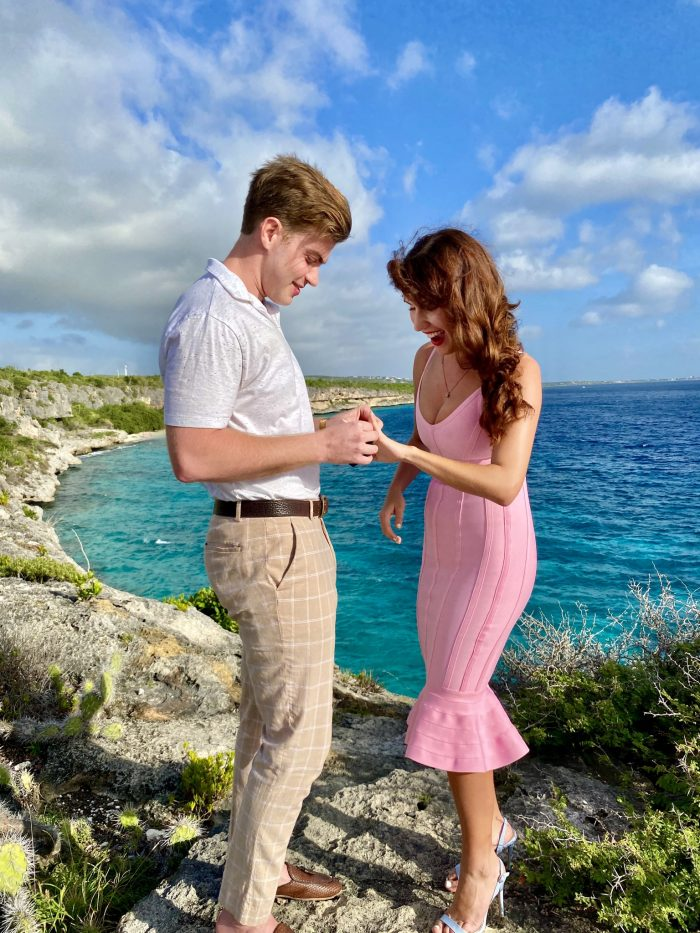 Engagement Proposal Ideas in Bonaire
