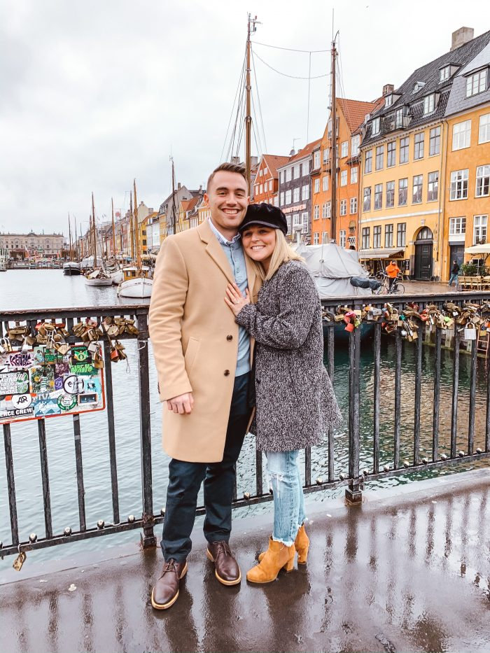 Taylor and Zach's Engagement in Copenhagen