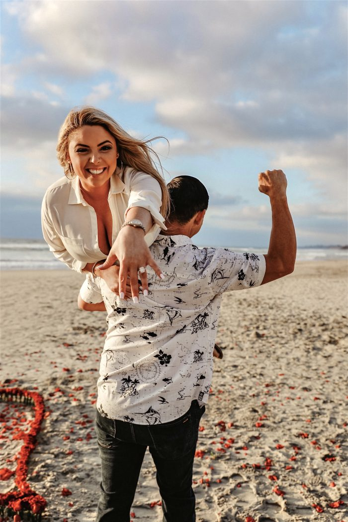 Where to Propose in Del Mar Beach, California