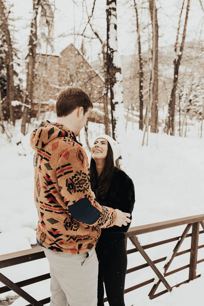 Wedding Proposal Ideas in Beaver Creek, CO
