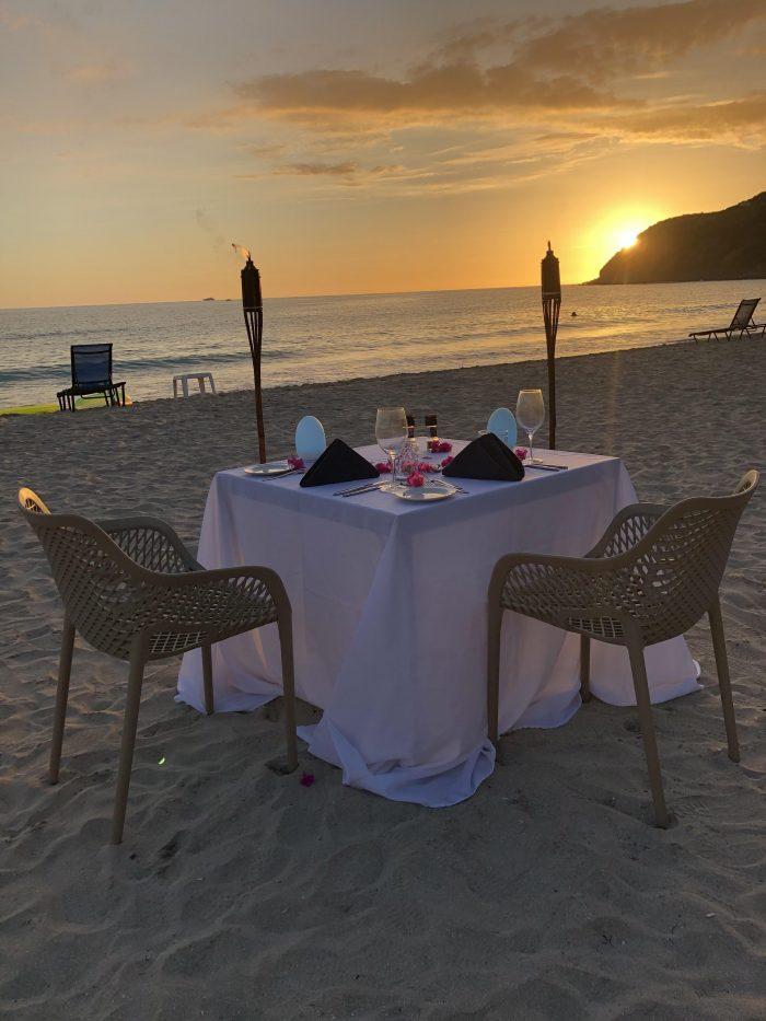 Marriage Proposal Ideas in Divi Little Bay Resort in St. Maarten