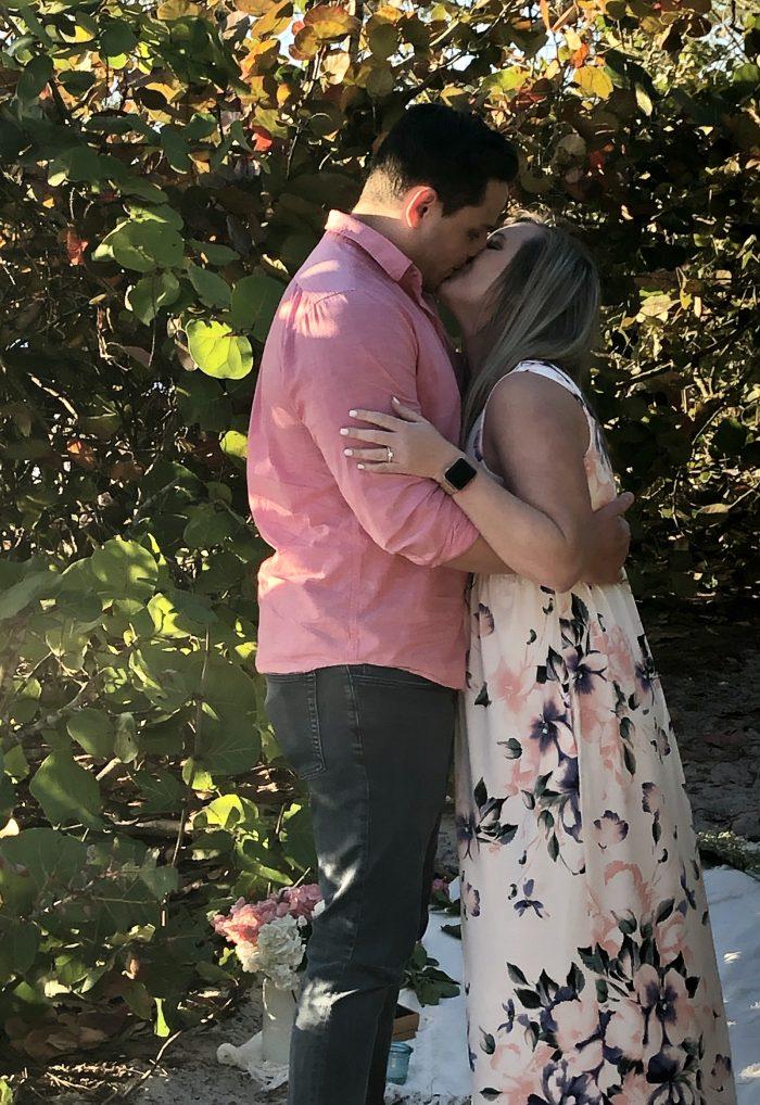Kelsey's Proposal in Wiggins Pass - Naples, FL