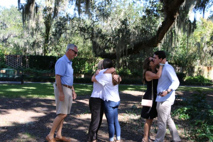 Where to Propose in Brookgreen Gardens
