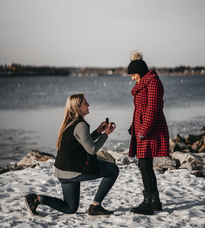 Engagement Proposal Ideas in Portland, Maine