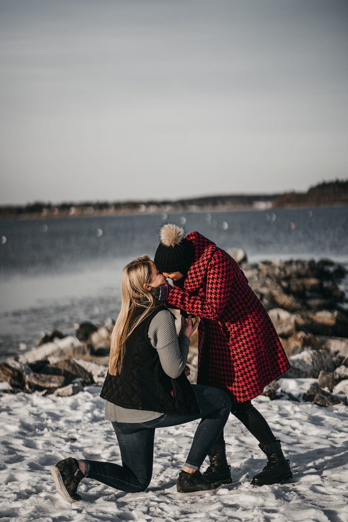 Marriage Proposal Ideas in Portland, Maine