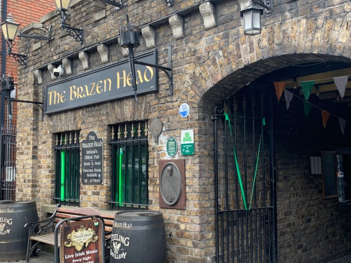 Where to Propose in Dublin, Ireland