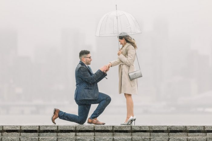 Nardine's Proposal in West New York, New Jersey