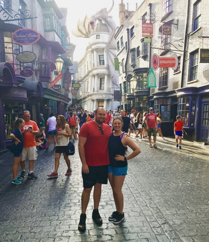 Caroline's Proposal in Disney's Polynesian Resort