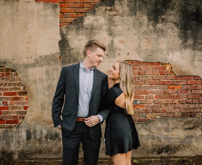 Wedding Proposal Ideas in Arsenal Park - Downtown Baton Rouge