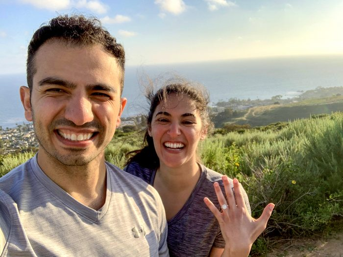 Where to Propose in Laguna Beach, top of the world