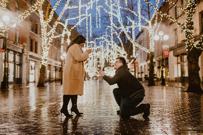 Proposal Ideas Seattle, Washington