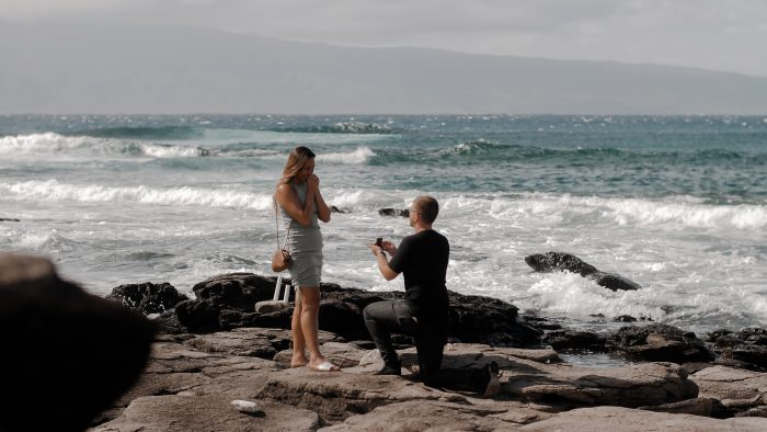 Engagement Proposal Ideas in Maui, Hawaii