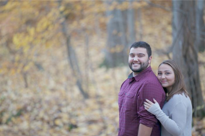Engagement Proposal Ideas in His parent's basement